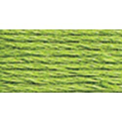 DMC 117-704 Six Stranded Cotton Embroidery Floss, Bright Chartreuse, 8.7-Yard