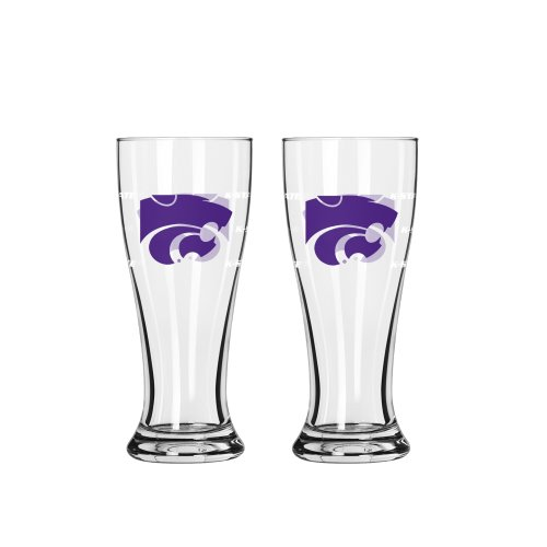 Ncaa Kansas State Wildcats 2.5-Ounce Mini Pilsners (Pack Of 2) front-585554