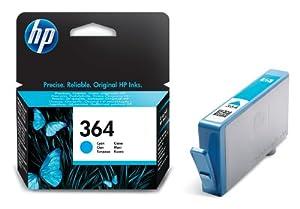 HP 364 - Cyan Ink Cartridge (CB318EE)