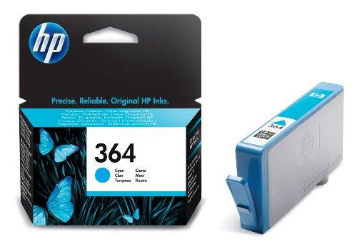 HP CB318EE Cartuccia Inkjet 364, Ciano