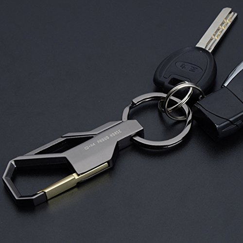 Car Business Keychain Key Ring for Men