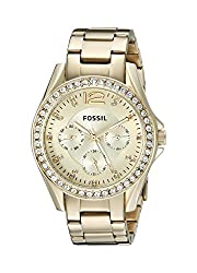 Fossil Analog Multi-Color Dial Womens Watch - ES3203