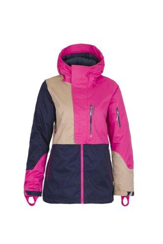 O'Neill Damen Snow Jacke PWEX Karma Jacket, Blue Print, XL, 355000