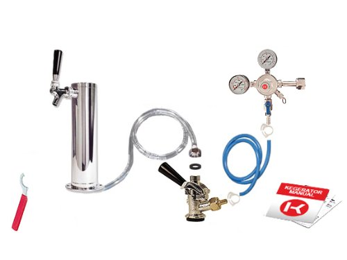 Kegco Standard Tower Kegerator Conversion Kit no Tank - STCK-NT