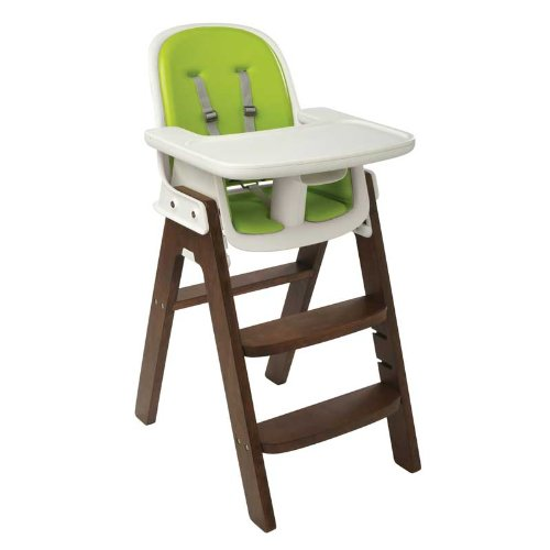 OXO Tot Sprout Chair (Green/Walnut)