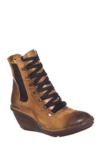 Suzu Mid Wedge Boot
