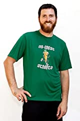 Men's Green Short Sleeve Technical Shirt