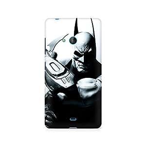 Ebby Batman Arkham City Premium Printed Case For Nokia Lumia 540