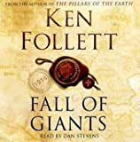 img - for By Ken Follett - Fall of Giants (The Century Trilogy) (Abridged) (8/29/10) book / textbook / text book