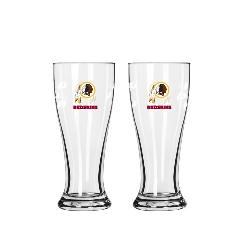 Nfl Washington Redskins 2.5-Ounce Mini Pilsners (Pack Of 2) front-586894