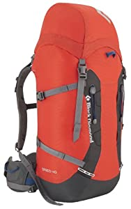 Black Diamond Speed 40 Backpack, Lava, Small