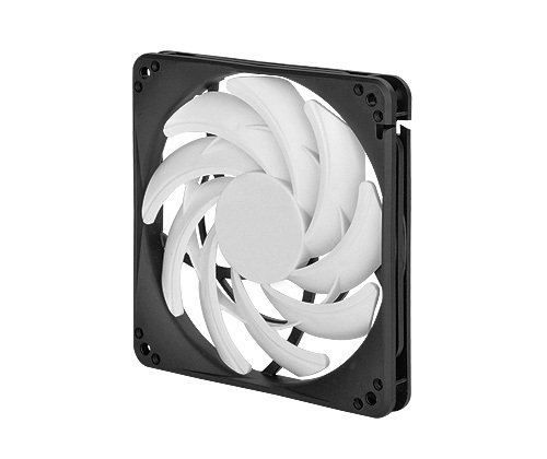 Silverstone Tek Professional Slim 120mm Fan with Fine-Tuned Performance and Low Noise Cooling FN123 (120mm Case Fan Slim compare prices)