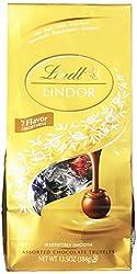 Lindt LINDOR Assorted Chocolate Truffles, 13.5 Ounce