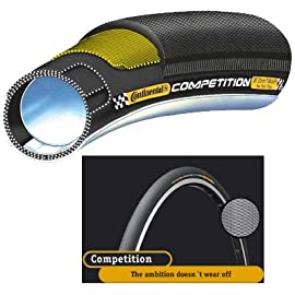 Continental Competition Road Bike Tubular Tire