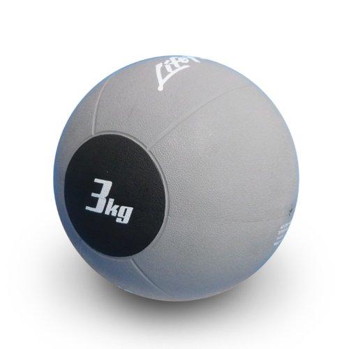 ライフ・フィットネス メディスン・ボール3Kg LFMB003