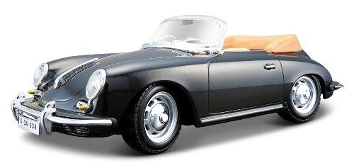 Bburago-15622078-Bijoux-124-Porsche-356B-Cabriolet-sortiert