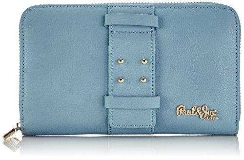 Paul & Joe Delphino, Portafoglio donna, Blu (Blau (Ciel 32)), 19x12x2 cm (B x H x T)