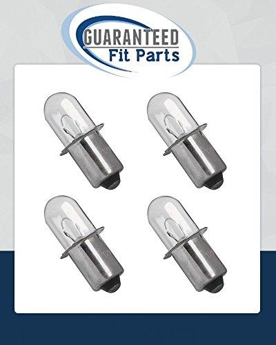 4-Ryobi-18-Volt-Flashlight-Replacement-Xenon-Bulb-18v-ONE-Cordless-by-GFP