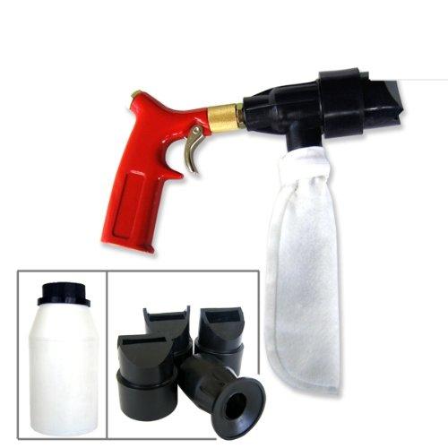 'Spot Shot' Air Sand Blaster Kit - Closed Cycle/Recycling