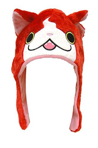 妖怪ウォッチ ジバニャン着ぐるみ帽子 フリーサイズ BAN-012