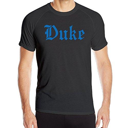 Men's Duke Blue Devils Logo 2 Quick Dry Shirt Black (Duke Blue Devils Dry Fit Shirt compare prices)