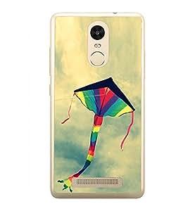 Colourful Kite 2D Hard Polycarbonate Designer Back Case Cover for Xiaomi Redmi Note 3 :: Xiaomi Redmi Note 3 Pro :: Xiaomi Redmi Note 3 MediaTek