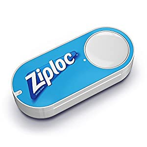 Ziploc Bags Dash Button from Amazon