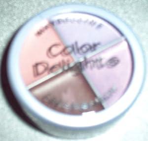 Maybelline Color Delights Cream Shadow, 10 Twilight Glow, 0.28 Oz