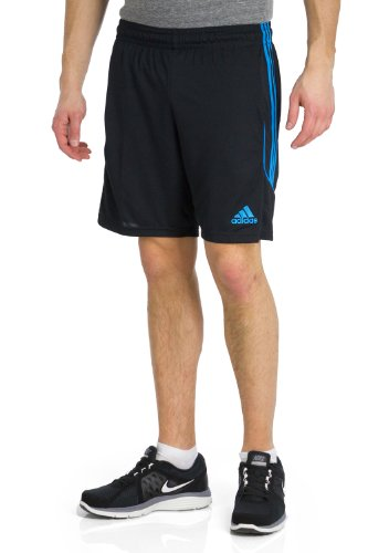 adidas Men's Squadra 13 Soccer Shorts - Size: Xl, Black/sola