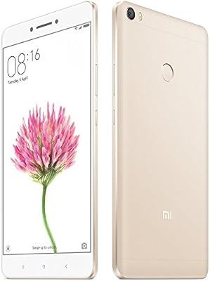 Xiaomi Mi Max Prime (Gold, 128GB)