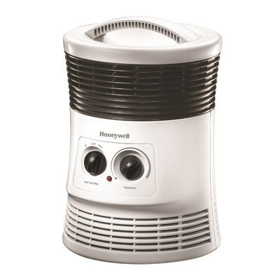 1500 Watt Portable Electric Forced Air Heater - White (Portable Electric Pool Heater compare prices)