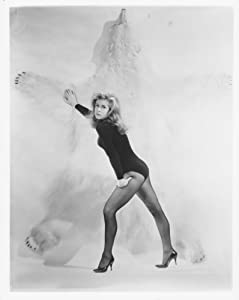 Amazon.com : ELIZABETH MONTGOMERY LONG BLACK SILK STOCKINGED LEGS 8X10