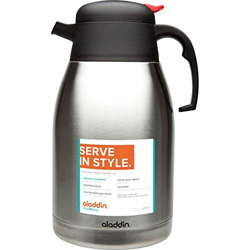Aladdin Stainless Steel Vacuum Carafe 2.1 Quart (2 L) - 2 Pcs