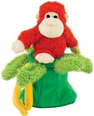 Rich Frog Travel Toy - Monkey Stumpy