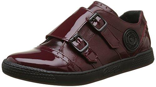 PataugasJinna/V F4B - Sneaker Donna , Rosso (Rouge (Bordo)), 37
