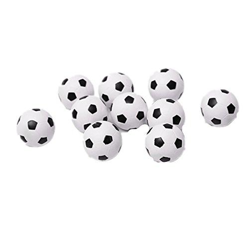 KINGSO Petit Football Baby-foot En Plastique Dure Balle Table Homologue Jeu Jouet Enfant