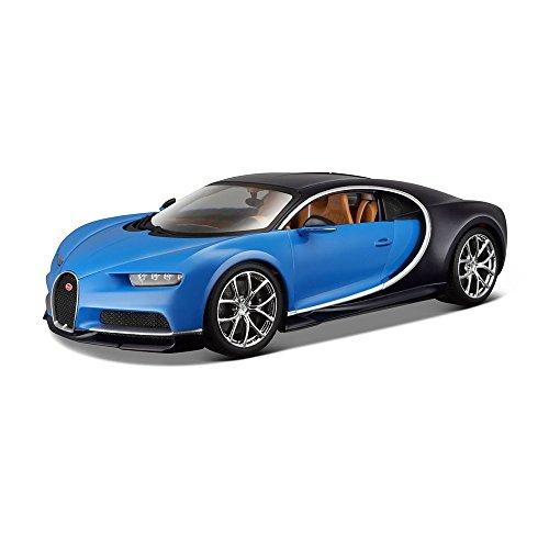 Bburago-15611040X-118-Plus-Bugatti-Chiron-Fahrzeug