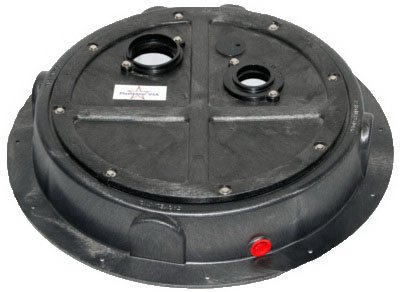 Jackel Inc. PSU1015 Radon/Sump Dome picture