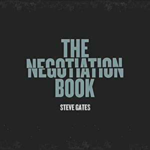 The Negotiation Book Audiobook