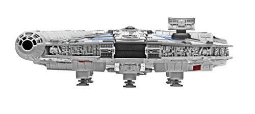 031445016332 - Revell SnapTite Build & Play(TM) Star Wars(TM) Episode 7 Millennium Falcon(TM) carousel main 15