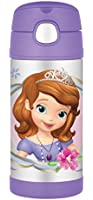 Thermos 12 Ounce Funtainer Bottle, Sofia The First