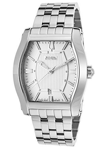 Where Can I Buy Bulova Accutron Stratford Men's Quartz Watch 63B158