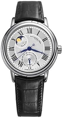 Raymond Weil Men's 2839-stc-00659 Maestro Silver Dial Watch by Raymond Weil