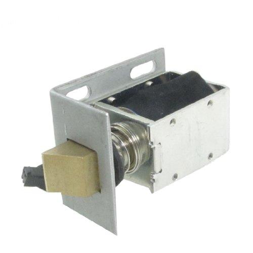 DC 12V 0.96A 2mm 1.2Kg Open Frame Type Solenoid for Electric Door Lock