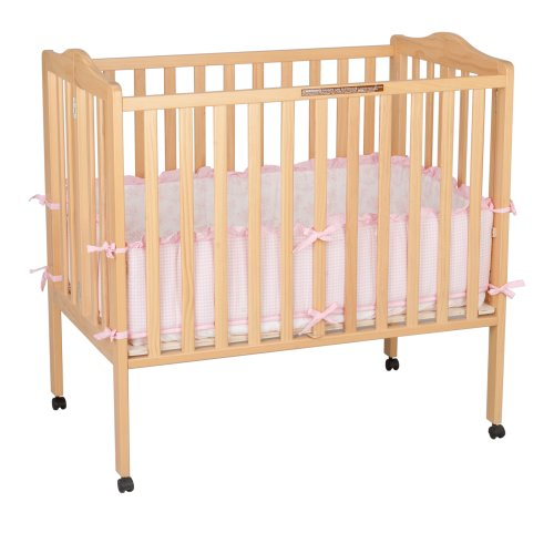 Best Prices Delta Portable Mini Crib Natural Baby Cribs