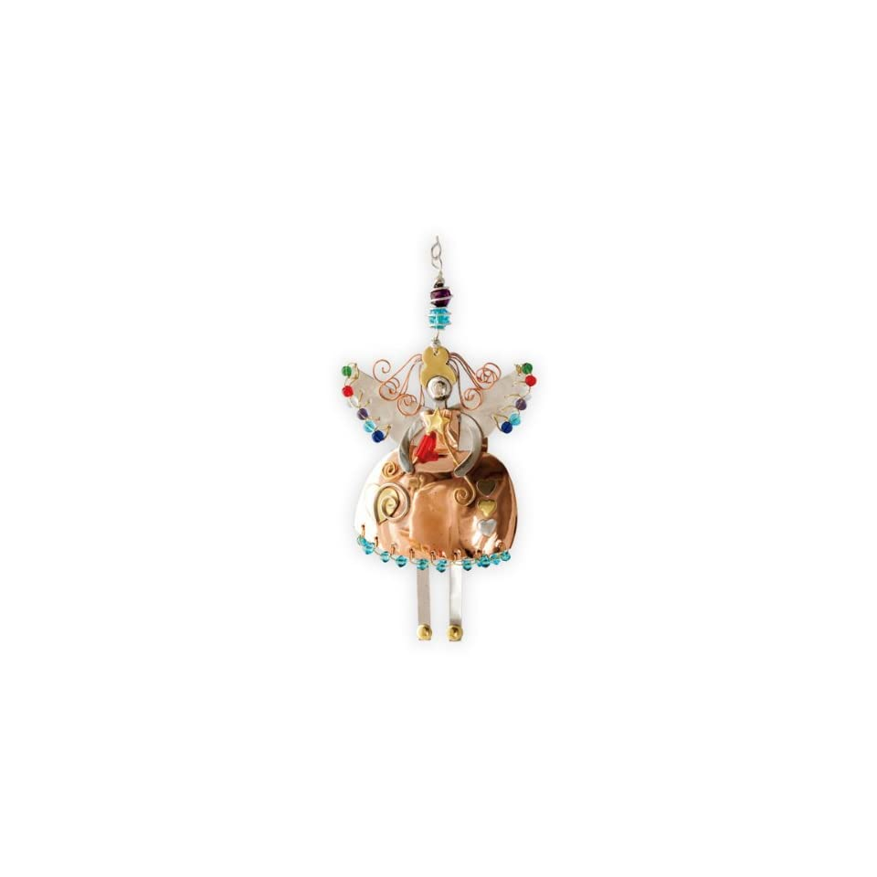 Pilgrim Imports Starlight Angel Fair Trade Holiday Ornament