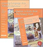 img - for The Orange Book SET - Teacher and Student (Learning Language Arts Through Literature) book / textbook / text book