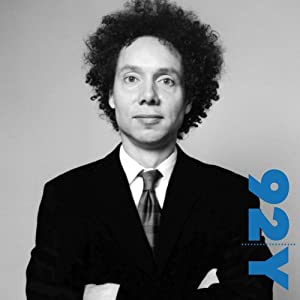 Malcolm Gladwell with Robert Krulwich at the 92nd Street Y | [Malcolm Gladwell, Robert Krulwich]
