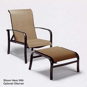 Amazon Com Vista Sling Adjustable Lounge Chair