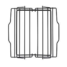 Harold Import Nonstick 7-Position 10-Inch Adjustable Roasting Rack